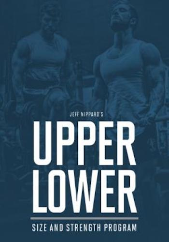 Upper Lower Strength and Size Program