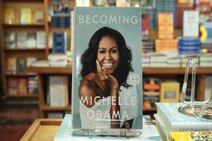 Becoming Michelle Obama 成为米歇尔奥巴马 英文原版