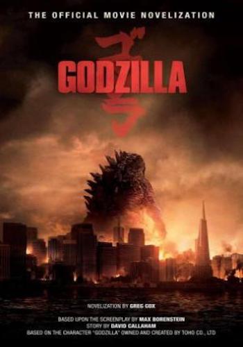 Godzilla- The Official Movie Novelization