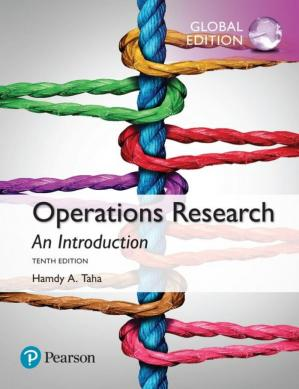 Operations Research- An Introduction